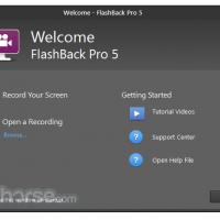 Programma FlashBack Pro 5.30.0 Build 4329 Scarica per Windows / TotaSoftware.com