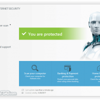 Programma Download di ESET Internet Security 11.1.54.0 (64-bit) per Windows / TotaSoftware.com