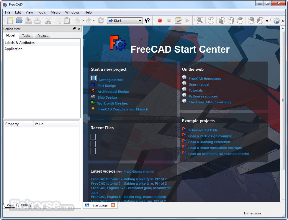 Programma freecad build 13509 32 bit download per for Programma ikea per arredare download