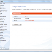 Programma Download Auslogics Registry Cleaner 7.0.13.0 per Windows / TotaSoftware.com