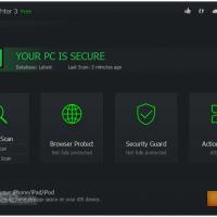 Programma IObit Malware Fighter Free 6.1.0.4705 Scarica per Windows / TotaSoftware.com