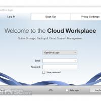 Programma OpenDrive 1.7.3.9 Download per Windows / TotaSoftware.com