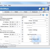 Programma NetSetMan 4.7.1 Download per Windows / TotaSoftware.com