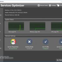 Programma PC Services Optimizer 3.2.998 Scarica per Windows / TotaSoftware.com