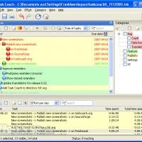 Programma TaskCoach 1.4.4