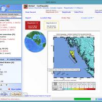 Programma Earth Alerts Download (2019 Latest) per Windows 10, 8, 7