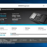 Programma Samsung Magician Download (2019 Latest) per Windows 10, 8, 7