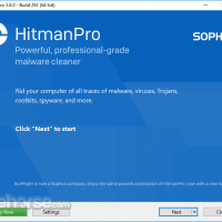 Programma HitmanPro (64 bit) Download (2019 Più recente) per Windows 10, 8, 7