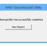 Programma Download dell'utilità di disinstallazione AMD Clean (ultima versione 2019) per PC