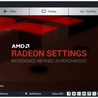Programma Scarica AMD Radeon Adrenalin (Windows 7/8 64-bit) Scarica (Più recente 2019)