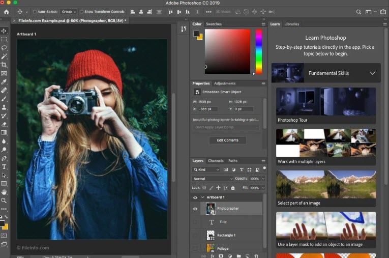 """Adobe Photoshop """"width ="""" 600 """"height ="""" 398 """"/> </p></noscript> <p> Per fare ciò, è sufficiente accedere all'applicazione desktop di <strong> Creative Cloud </strong> e, nel suo menu, fare clic sull'opzione <strong> «Applicazioni </strong> <strong>« </strong> per verificare se c'è qualche aggiornamento disponibile. Successivamente, fare clic sul pulsante <strong> «…» </strong> e fare clic su <strong> «Cerca aggiornamenti» </strong>. Se è disponibile una versione più recente di Photoshop, verrà scaricata e installata automaticamente sul computer. </p> <p> Se lo desideri, puoi anche scegliere di <strong> scaricare manualmente </strong> la versione più recente di Photoshop sotto queste righe. </p> <p class="""