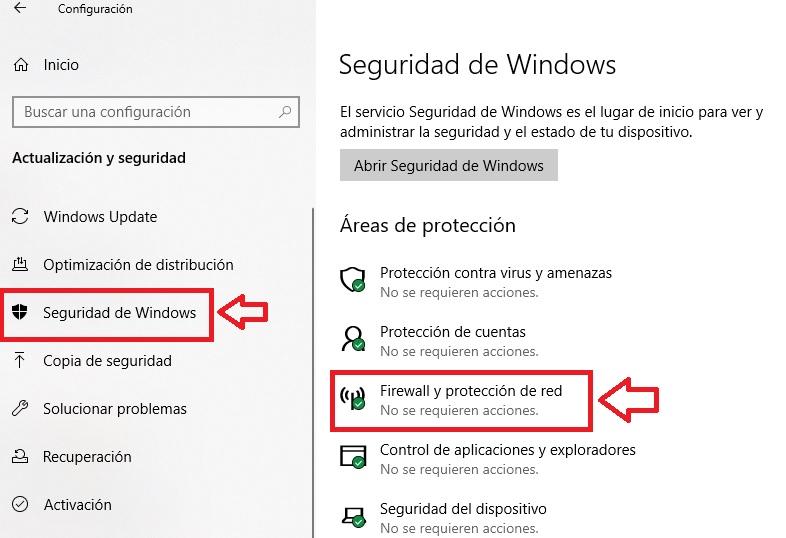 """Interfaccia di sicurezza di Windows """"larghezza ="""" 640 """"altezza ="""" 438 """"/> </p></noscript> <p> Per fare ciò, vai su Impostazioni (Tasto Windows + I) e fai clic sull'opzione <strong> «Aggiornamento e sicurezza» </strong>. Una volta nella nuova finestra, fare clic sull'opzione <strong> «Sicurezza di Windows» </strong> e verificare se il segno di spunta verde <strong> </strong> appare sull'opzione «Protezione firewall e rete». Un altro modo per eseguire questo controllo è accedere al Pannello di controllo e fare clic sull'opzione """"Windows Defender Firewall"""". </p> <h2> <strong> 9. Usa una VPN a pagamento </strong> </h2> <p> Molti di noi <strong> navigano senza usare una VPN </strong>. Questo non è problematico se utilizziamo le nostre apparecchiature solo dal Wi-Fi di casa. Tuttavia, le cose cambiano se utilizziamo un laptop per connetterci a <strong> reti Wi-Fi aperte </strong> come biblioteche, caffetterie, aeroporti, ecc. Ed è che se non utilizziamo una VPN <strong> i nostri dati non vengono crittografati </strong> e quindi possono essere intercettati da qualsiasi utente malintenzionato che utilizza attualmente la stessa rete. Ma perché diciamo che è importante utilizzare una VPN a pagamento? </p> <p> Le VPN <strong> gratuite </strong> possono inizialmente sembrare un vero affare, ma tieni presente che se non pagano il loro prezzo tramite un abbonamento, lo fanno con altri mezzi. Uno dei più comuni è che queste VPN gratuite <strong> vendono i tuoi dati a terzi </strong> e sono persino in grado di <strong> vendere la larghezza di banda della tua rete </strong> ad altri utenti senza che tu ne sia consapevole. Se sei interessato a saperne di più sul perché scoraggiamo le VPN gratuite, ti consigliamo di leggere il seguente articolo. </p> <p><!-- Start shortcoder --> </p> <p class="""