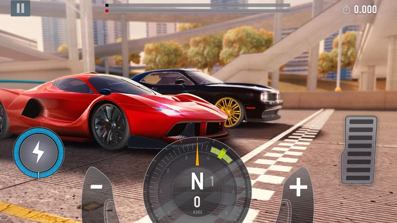 """Velocità massima 2: Racing Legends """"larghezza ="""" 600 """"altezza ="""" 337 """"/> </p></noscript> <p> <strong> Top Speed 2: Racing Legends </strong> è un gioco di corse, anche se non alla vecchia maniera. Qui non competerai per essere il primo a raggiungere il traguardo o ad attraversare un circuito nel minor tempo possibile. Invece di questo devi sconfiggere i tuoi avversari raggiungendo velocità di vertigine autentica facendo uso preciso del cambio <strong> </strong> e dal nitro nella tua auto. Ti iscrivi? </p> <p> Anche se il gioco è ancora in sviluppo, Top Speed 2: Racing Legends è completamente giocabile e con esso ti divertirai molto. Con <strong> 3 diverse modalità di gioco </strong> e <strong> più di 70 auto </strong> a tua disposizione, siamo davanti a un titolo indispensabile se ti piace la velocità. Naturalmente, se vuoi personalizzare il tuo veicolo per migliorarlo, devi utilizzare il sistema di micropagamento del gioco. </p> <p> Top Speed 2: Racing Legends è una buona opzione <strong> </strong> per tutti coloro che sono stanchi delle corse classiche ma non vogliono rinunciare alla velocità. Inoltre, tieni presente che col passare del tempo il titolo migliorerà solo. Hai il coraggio di provarlo? </p> <p><!-- Start shortcoder --> </p> <p class="""