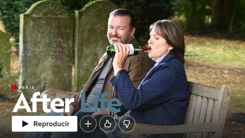 """After Life su Netflix """"larghezza ="""" 808 """"altezza ="""" 456 """"/> </p></noscript> <p> Dopo la sua prima stagione sorprendente e netta, il comico britannico <strong> Ricky Gervais </strong> ritorna con la seconda stagione di <strong> After Life </strong>. In questa serie l'attore torna a interpretare Tony, un uomo che soffre di una grave depressione che lo affonda gradualmente. Il forte vuoto di Tony è contrastato dalla sua empatia verso gli altri e da come si relazionano con lui. Molto interessante per tutti coloro che stanno passando un brutto momento o hanno qualcuno vicino a loro che soffrono di questo terribile male. </p> <h2> <strong> Dead to Me </strong> </h2> <p> <img   alt="""
