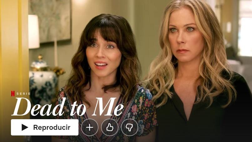 """Dead to Me su Netflix """"larghezza ="""" 806 """"altezza ="""" 455 """"/> </p></noscript> <p> <strong> Dead to Me </strong> è un'interessante commedia <strong> </strong> che lo scorso maggio ha presentato in anteprima la sua seconda stagione. Con Christina Applegate e Linda Cardellini, la serie presenta un'improbabile amicizia tra Jen e Judy, <strong> due donne in terapia dopo aver perso i loro cari </strong>. Dead to Me offre un interessante mix di commedia nera con thriller, tensione e risate. Se hai già visto la sua prima stagione, sei sicuro di sapere com'è dopo il suo cliffhanger. </p> <h2> <strong> Elite </strong> </h2> <p> <img   alt="""