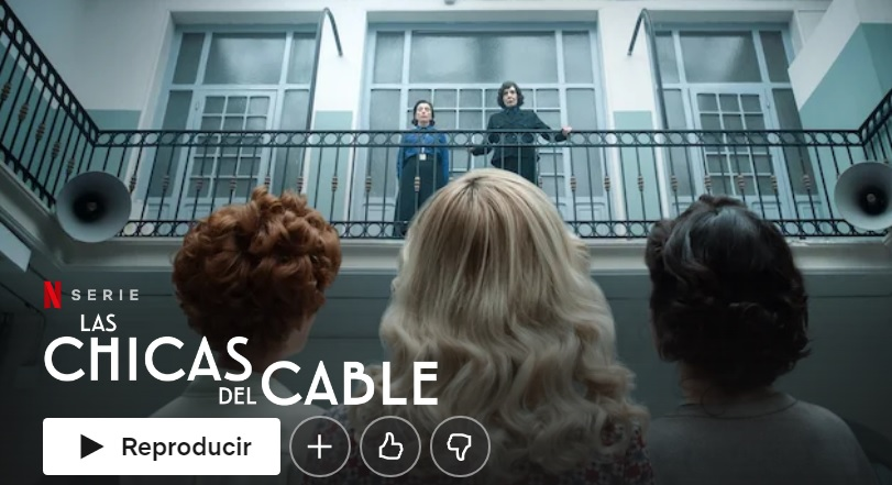 """Le ragazze via cavo su Netflix """"larghezza ="""" 600 """"altezza ="""" 326 """"/> </p></noscript> <p> Cable Girls è diventata famosa per essere stata la prima serie spagnola prodotta da Netflix. Questo ci racconta della vita di <strong> quattro giovani di Madrid alla fine degli anni 1920 </strong> e delle loro avventure quando iniziarono a lavorare in una grande società di telecomunicazioni. Considerata una referenza femminista <strong> </strong>la serie è piena di mistero, intrighi e ami dal suo primo capitolo. Quest'anno ha raggiunto la sua ultima stagione … ti perderai? </p> <h2> <strong> Locke & Key </strong> </h2> <p> <img   alt="""
