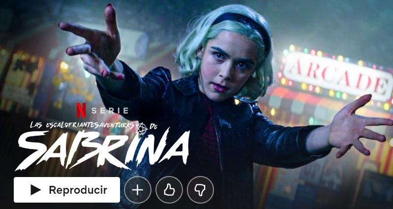 """Le avventure agghiaccianti di Sabrine su Netflix """"larghezza ="""" 600 """"altezza ="""" 319 """"/> </p></noscript> <p> Le nuove avventure della più famosa <strong> strega adolescente </strong> sul pianeta hanno raggiunto la loro terza stagione lo scorso gennaio. Questi sono uno spreco di <strong> fantasia e avventura </strong> in cui Sabrina insieme ai suoi amici dovranno affrontare ancora una volta tutte le forze oscure che cercano di distruggere la sua famiglia. </p> <h2> <strong> The cable girls </strong> </h2> <p> <img   alt="""