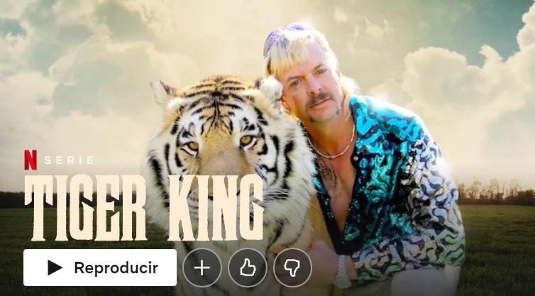 """Tiger King su Netflix """"larghezza ="""" 600 """"altezza ="""" 332 """"/> </p></noscript> <p> È probabile che oggi tu abbia già visto questa docuserie, ma a causa della confusione che ha causato negli ultimi mesi siamo costretti a includerla in questo elenco. <strong> Tiger King </strong> ci mostra i dettagli di alcuni proprietari di tigri, collezionisti, gestori di rifugi per animali e persino allevatori di questi grandi gatti. Senza dubbio, il piatto principale di Tiger King è la terribile relazione tra <strong> Joe Exotic </strong>uno di questi allevatori, e <strong> Carole Basking </strong>proprietaria di un santuario degli animali. Nel corso delle docuserie, l'odio irrefrenabile tra i due </strong> che li ha portati persino a pianificare il loro omicidio è evidente. </p> <h2> <strong> Un colpo da maestro (Genio del male) </strong> </h2> <p> <img   alt="""