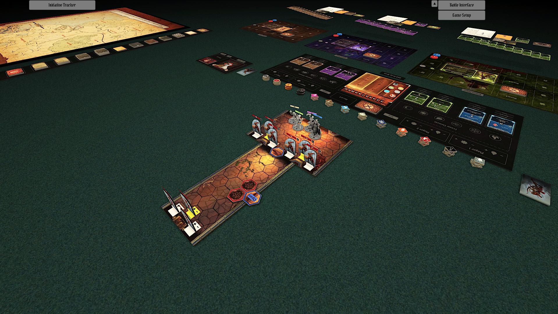 """Gloomhaven in Tabletop Simulator """"width ="""" 600 """"height ="""" 338 """"/> </p></noscript> <p> <strong> Gloomhaven </strong> è uno dei migliori giochi da tavolo di <strong> taglio fantastico </strong> che troverai sul mercato. Il suo mix di gioco di <strong> ruolo </strong><strong> strategia </strong> e <strong> cooperazione </strong> rendono questo uno dei migliori titoli da godere dal mod di Tabletop Simulator. Ciò include sia la campagna originale del gioco che la sua espansione <strong> Forgotten Circles </strong>. Inoltre, ha una grafica dettagliata che alla fine rende ogni gioco di questo fantastico gioco un vero piacere. . </p> <p> <strong> SCARICA GLOOMHAVEN DALLO STEAM WORKSHOP </strong> </p> <h3> <strong> Tradimento a House on the Hill </strong> </h3> <p> <img   alt="""