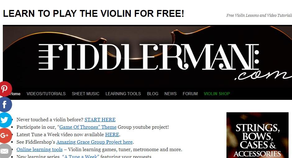 """Pagina di Fiddlerman """"width ="""" 600 """"height ="""" 324 """"/> </p></noscript> <p> Se vuoi imparare a suonare il violino, assicurati di dare un'occhiata a <strong> Fiddlerman.com </strong>. Questo sito molto completo offre lezioni di violino completamente gratuite sotto forma di <strong> video </strong> molto facili da seguire. </p> <p> È probabile che se non hai mai suonato un violino, l'idea di imparare a farlo attraverso lezioni online è un po 'intimidatoria. Non preoccuparti, perché le lezioni di <strong> Fiddlerman </strong> partono dal livello più principiante, cioè da come tenere un violino o come usare correttamente l'archetto. </p> <p> Puoi visitare il sito web di Fiddlerman facendo clic sul seguente collegamento <strong> </strong>. </p> <h3> <strong> Lezioni di batteria di Drumeo </strong> </h3> <p> <img   alt="""