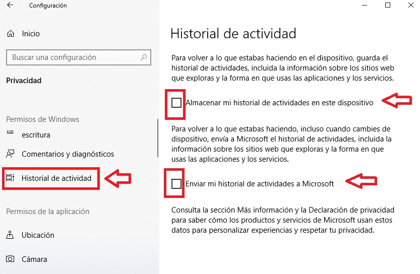 """Cronologia attività di Windows 10 """"width ="""" 600 """"height ="""" 392 """"/> </p></noscript> <p> Se lo desideri, per maggiore sicurezza puoi anche deselezionare la casella <strong> «Memorizza la cronologia delle mie attività su questo dispositivo» </strong>. Questo è utile se vuoi tornare al lavoro o per ricerche che hai già fatto velocemente, ma è comunque un'opzione di monitoraggio di ciò che fai. </p> <p> Congratulazioni! Windows 10 non continuerà più a salvare le informazioni su tutto ciò che fai dal tuo PC. Tuttavia, il tuo lavoro non è finito perché ora devi eliminare tutti i <strong> dati salvati </strong> nel cloud Microsoft. </p> <h2> <strong> Come cancellare la cronologia delle attività di Windows 10 </strong> </h2> <p> <img   alt="""