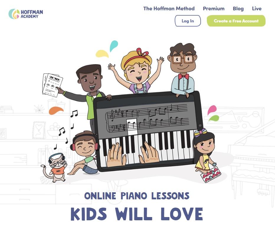 """Hoffman Academy """"width ="""" 600 """"height ="""" 491 """"/> </p></noscript> <p> Hoffman Academy è un sito web che offre <strong> lezioni di pianoforte </strong> ai bambini e, per estensione, a qualsiasi principiante di questo strumento. Qui troverai più di <strong> 100 lezioni gratuite </strong> che ti mostreranno le basi su come suonare il pianoforte, iniziando con il riconoscimento dei tasti o la comprensione dei ritmi. </p> <p> Una volta padroneggiati tutti i brani musicali che il web ti offre, in teoria potrai continuare ad imparare da solo. Ovviamente, se il metodo ha funzionato per te, il sito web offre un <strong> Servizio Premium </strong> (a pagamento) con il quale puoi seguire le tue lezioni. </p> <p> È possibile visitare il sito web della <strong> Hoffman Academy </strong> facendo clic sul seguente collegamento <strong> </strong>. </p> <h3> <strong> Fiddlerman </strong> </h3> <p> <img   alt="""