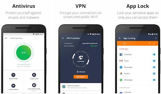 """Avast Mobile Security """"width ="""" 519 """"height ="""" 306 """"/> </p></noscript> <p> <strong> Avast </strong> è un'eminenza tra gli antivirus gratuiti. È probabile che se sei un utente di PC, lo hai installato sul tuo computer in questo momento, quindi … perché non porti la stessa protezione sul tuo cellulare? </p> <p> <strong> Avast Mobile Security </strong> è un'ottima applicazione per <strong> proteggere il tuo telefono o tablet </strong> da qualsiasi tipo di attacco o malware. Questo è molto facile da usare e anche molto leggero, quindi non influisce minimamente sulle prestazioni del tuo cellulare. Questo si traduce in tranquillità sapendo che i tuoi dati saranno sempre protetti. </p> <p> Se stai cercando un buon antivirus gratuito che utilizzi a malapena la batteria del tuo cellulare, <strong> Avast Mobile Security </strong> fa al caso tuo. </p> <p class="""