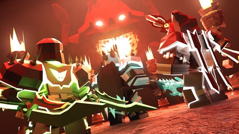 """Dungeon Quest """"width ="""" 600 """"height ="""" 338 """"/> </p></noscript> <p> <strong> Dungeon Quest </strong> è un divertente <strong> <em> dungeon crawler </em> </strong> chiaramente ispirato a classici del genere come Diablo. In questo gioco multiplayer gratuito, possiamo avventurarci da soli o con i nostri amici nelle profondità di vari dungeon <strong> alla ricerca di ogni tipo di tesoro </strong>. Dungeon Quest, avvincente e divertente, offre ore di divertimento esplorando e sterminando <strong> orde di nemici </strong>. Oltre a tutto questo, il gioco viene aggiornato molto spesso, offrendo eventi come una divertente campagna di Halloween in cui potresti ottenere caramelle e tutti i tipi di costumi per i tuoi personaggi. Francamente raccomandato. </p> <p> <img   alt="""