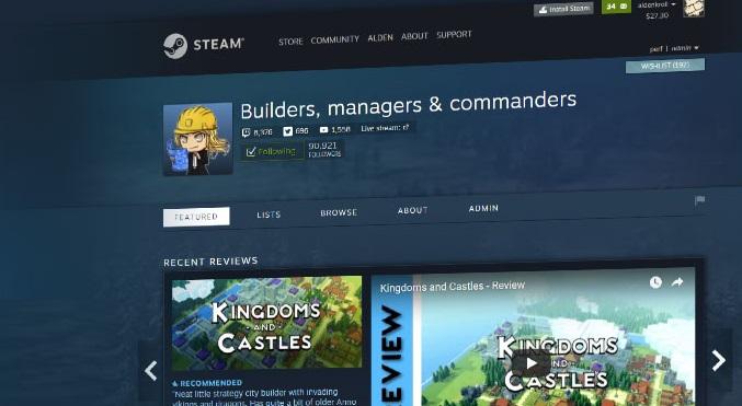 """Steam Mentor """"width ="""" 600 """"height ="""" 329 """"/> </p></noscript> <p> I <strong> mentori </strong> sono membri della comunità Steam che sono stati premiati dalla piattaforma per la coerenza e la <strong> qualità delle loro recensioni </strong>. Ne hanno scritti un gran numero e le loro raccomandazioni sono state applaudite dal resto degli utenti. Questo è il motivo per cui Steam offre a questi giocatori la <strong> categoria di «Mentore» </strong>che dà visibilità a tutti i loro consigli e critiche, poiché sono considerati opinioni valide e di qualità per gli altri utenti. </p> <p> Un modo per trovare buoni giochi Steam è attraverso i consigli dei mentori. Per iniziare a seguire un mentore, ti consigliamo di accedere a un <strong> genere </strong> che ti interessa dalle <strong> categorie di Steam </strong>. Quindi inizia a leggere le <strong> recensioni dei mentori </strong> che appaiono e, se ti piace il loro stile, inizia a seguirle. In questo modo puoi sempre leggere le recensioni dei loro giochi e sapere quali titoli potrebbero interessarti. </p> <h3> <strong> Cosa sono i filtri Steam </strong> </h3> <p> <img   alt="""