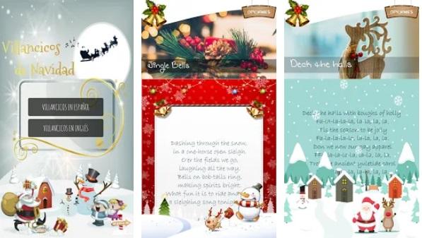 """Christmas Carols """"width ="""" 597 """"height ="""" 337 """"/> </p></noscript> <p> Per molti, un <strong> Natale </strong> senza i loro classici <strong> canti natalizi è inconcepibile. </strong> Ed è perché questi canti di festa da <strong> cantare in famiglia </strong> sono uno dei momenti più amati delle riunioni di famiglia in cui si scambiano doni, buoni sentimenti e tanto amore. </p> <p> <strong> Christmas Carols </strong> è un'applicazione completa in cui troverai una <strong> compilation delle più note canzoni di Natale </strong> a livello nazionale e internazionale. Cliccandoci sopra potrai ascoltarli e anche cantarli come al karaoke, poiché i testi appaiono sullo schermo. </p> <p> L'applicazione è <strong> completamente gratuita </strong> e non è necessario essere connessi a Internet per utilizzarla. Puoi scaricarlo sotto queste righe. </p> <p class="""